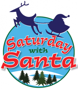 Saturday with Santa graphic1