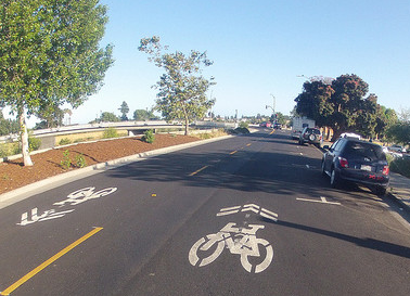 Class III Bike Lane 1