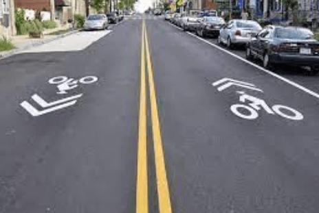 Class III Bike Lane 2