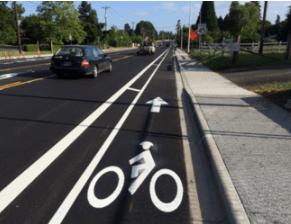 Class II Bike Lane 1