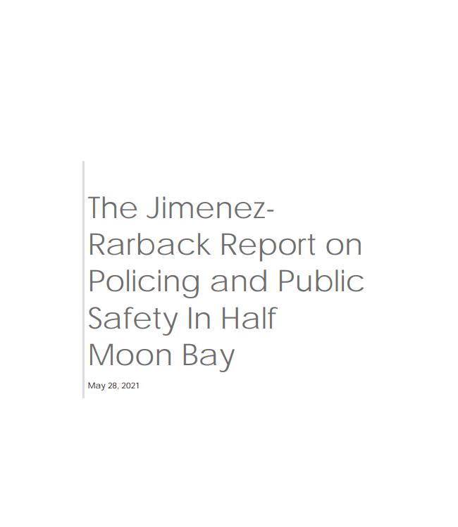 Jimenez-Rarback Report cover Opens in new window
